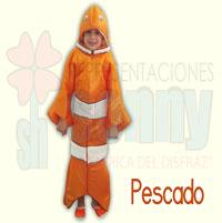 Cat logo de disfraces infantiles para el d a de la - Disfraz de pescado ...